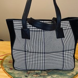 Ralph Lauren Plaid Bag